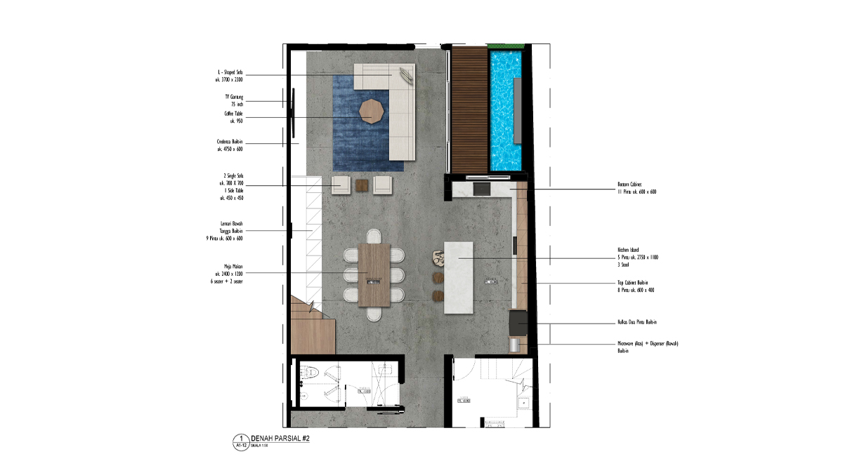 Layout Blow Up Living Room